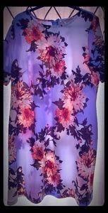 Avenue Floral Dress